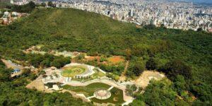Parques das mangabeiras