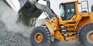 desmonte mineração