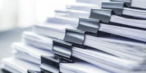 pilha de documentos - foto: reprodução